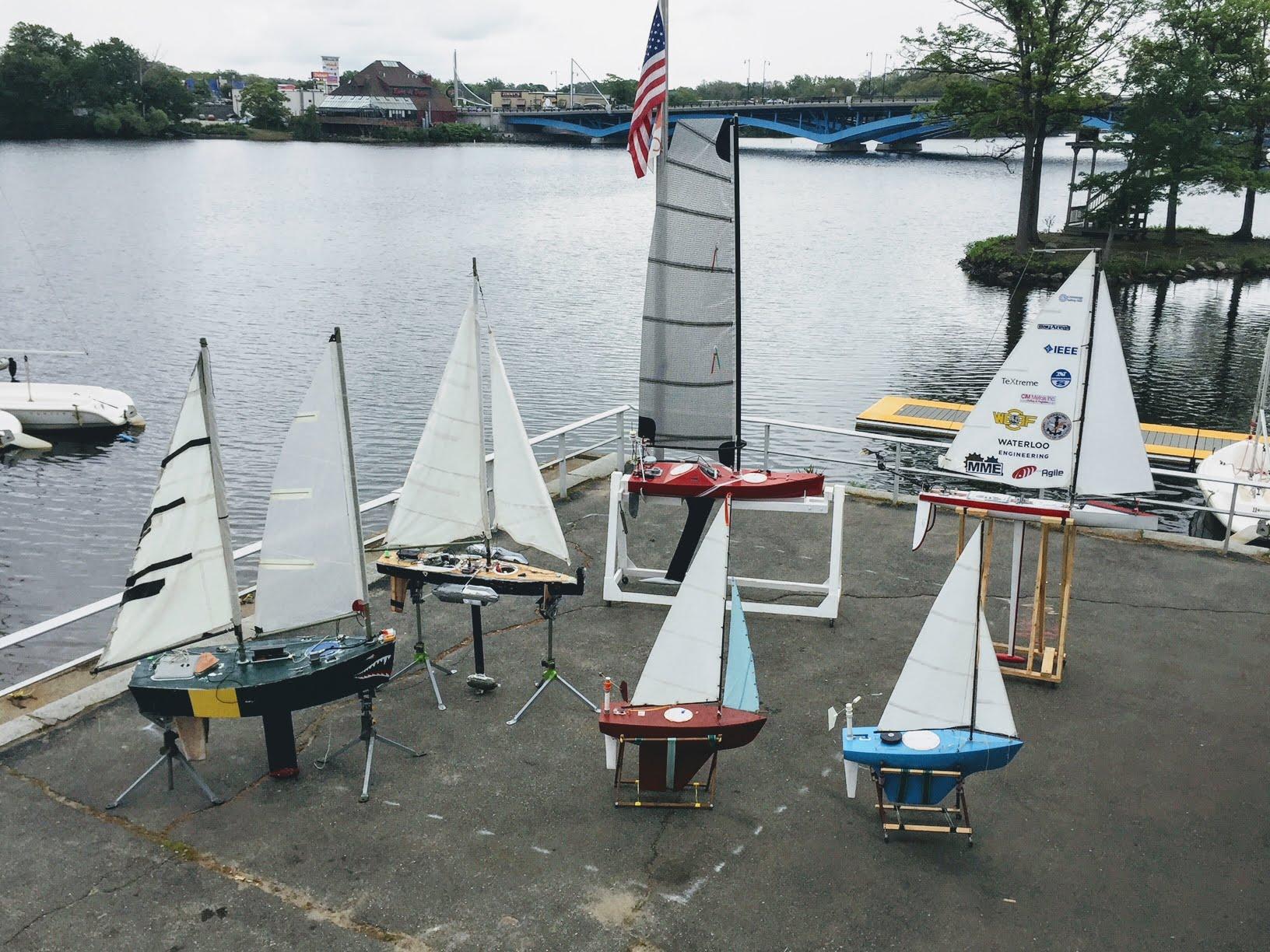 SailBot | International Robotic Sailing Regatta